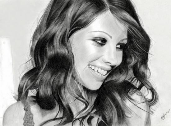 Michelle Trachtenberg by foudroyant